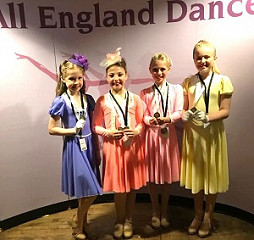 WOW yet again - GOLD for GSD Song & Dance Quartet at AED Finals - and it was UNANIMOUS!