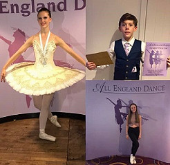 What a fabulous Gala at the All England Dance Finals  - so much talent on one stage!