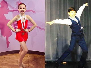 HUGE congratulations to Delilah - UNANIMOUS GOLD and Louis - SILVER with their Song & Dance solos at All England Finals!