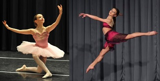 National Youth Ballet - congratulations to 2 GSD girls!