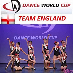 A huge Well Done to our Minis again - a Dance World Cup Finals place with their Tap group