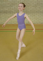 Young pupil from Graham School of Dance in Bishop's Stortford