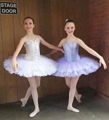 Congratulations GSD girls - Gold and Silver in your Ballet solos at All England!