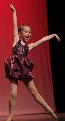 WOW Delilah wins a unanimous Gold Medal at All England Finals for her Song & Dance Solo!
