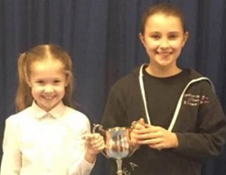 Amelie and Delilah - Chelmsford Music & Drama Festival Prizewinners' Concert
