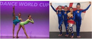 Day 2 results for GSD at the Dance World Cup - amazing again!