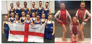 Fantastic Dance World Cup Day 1! - Silver and Bronze medals for GSD representing Team England!