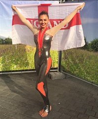 A fabulous Team England  result as GSD's Ellie W brings home a BRONZE