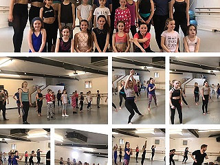 Thank you Neil Jones from Strictly for our Urban Ballroom Workshop!