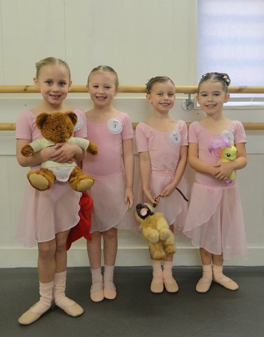 Dance examinations at Graham School of Dance in Bishops Stortford