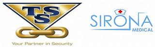 THANK YOU to two of our 2018 Dance World Cup Flag Sponsors - TOTAL SECURITY SERVICES and SIRONA MEDICAL !