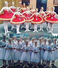 Fantastic! - All England Classical Ballet groups Silver and Bronze medals!
