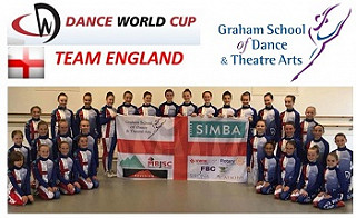 Sending HUGE waves of GOOD LUCK vibes to all GSD pupils representing TEAM ENGLAND at this year's DANCE WORLD CUP !