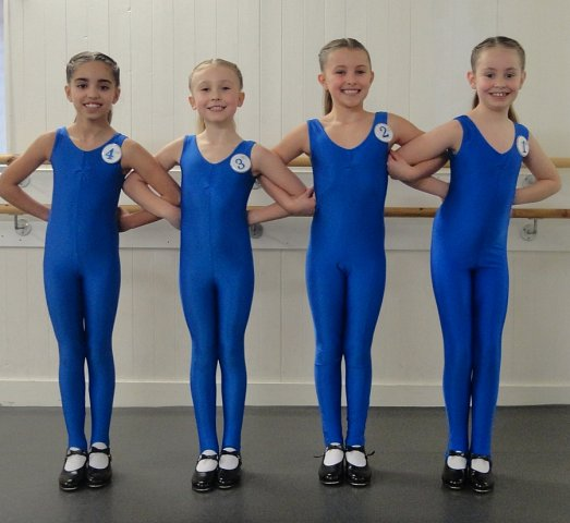 It's easy to join our dance school in Hertfordshire
