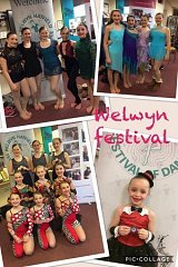 Welwyn Festival Results (week 1)
